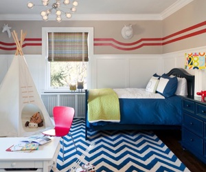 bedroom, color, and kid image