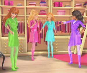 barbie, tereza, and life in the dreamhouse image