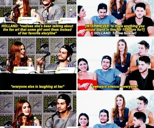 teen wolf, stydia, and o'broden image