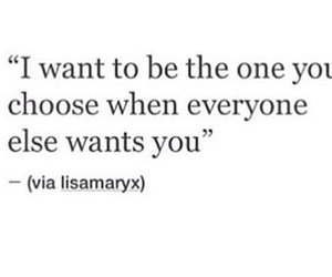 choose, him, and quote image