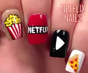 cores, pizza, and netflix image
