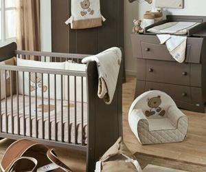baby, cuna, and habitacion image