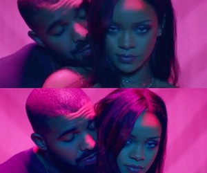Drake, princess, and rihanna image