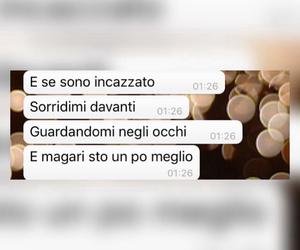 amore, screenshot, and sorridi image