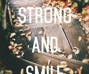 smile, stay strong, and plano de fundo image