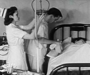 hospital, nurse, and study image