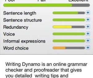 tips and writing image