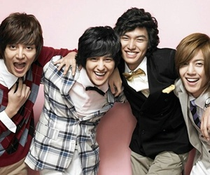 Boys Over Flowers, lee min ho, and F4 image