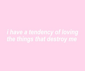 header, pink, and quote image
