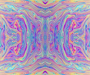 background, colorful, and trippy image