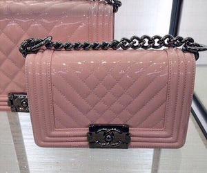 chanel, fashion, and pink image