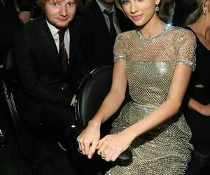 ed sheeran, Taylor Swift, and taylor image