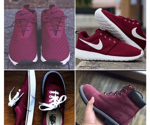 nike, shoes, and vans image