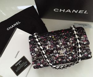chanel, ebay, and women's handbags & bags image