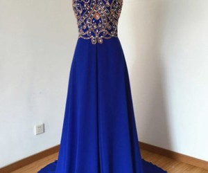 evening dress, prom dress 2016, and long prom dress image