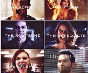 teen wolf, teenwolf, and banshee image