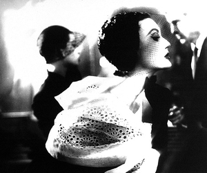 black and white, lillian bassman, and vintage image