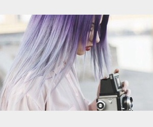 awesome hair and photograph image