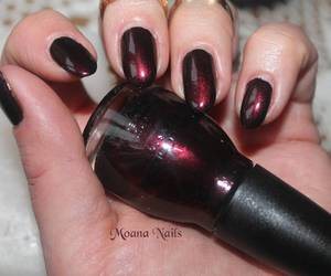 vernis, rouge foncé, and sinfull color image