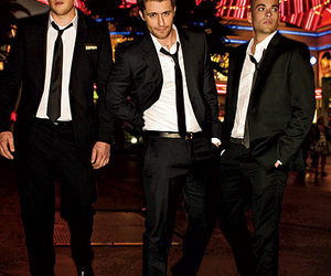 boys, puck, and mark salling image