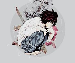 anime, death note, and manga image