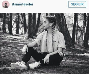 braids, clothes, and girl image