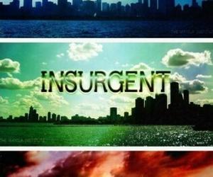 divergent, insurgent, and allegiant image