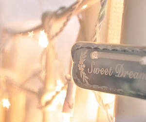 Dream, light, and sweet dreams image