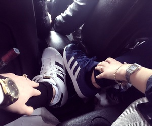 adidas, cartier, and friendship image