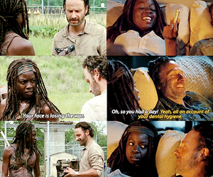 the walking dead, rick grimes, and twd image