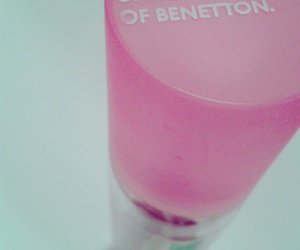 pink, united colors of benetton, and colors image