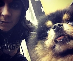 ricky horror, motionless in white, and miw image