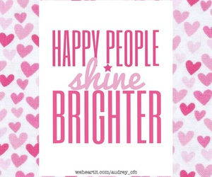 be, bright, and happy image