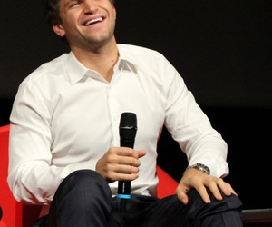 convention, keegan allen, and pretty little liars image