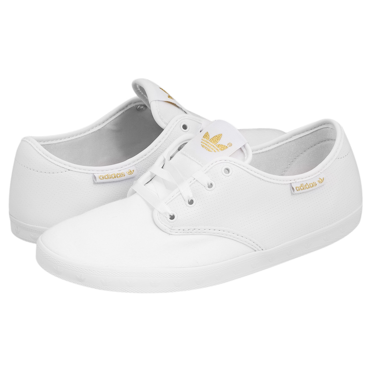 Adidas Adria Ps Women Shoe WhiteWhiteMetalic Gold G17797