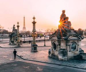 beautiful, travel, and paris image