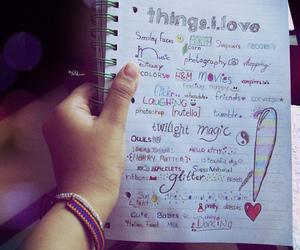 things, things i love, and magic image