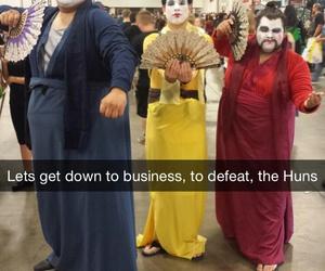 disney, mulan, and cosplay image