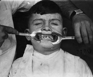 dentist, kids, and ouch image