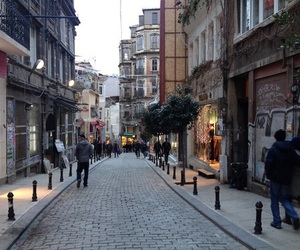 travel, escape, and istanbul image