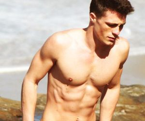 abs, beautiful, and hot boy image