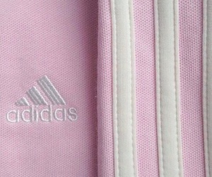 adidas, aesthetics, and pink image