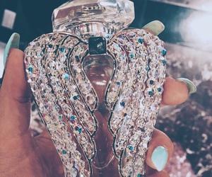 diamond, perfume, and angel image