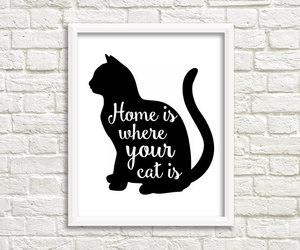etsy, gifts for cat lovers, and gift for women image