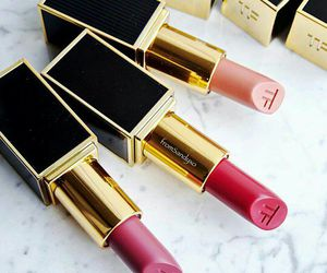 lipstick, fashion, and luxury image