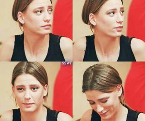 actress, beautiful, and Turkish image