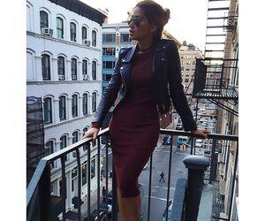 dress, fashion, and travel image