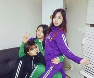 twice, jihyo, and mina image