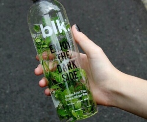 blk, water, and green image