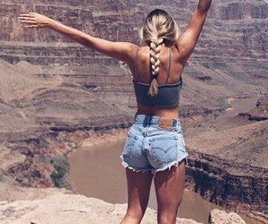 travel, summer, and style image
